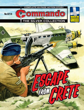 Commando Issue 5218