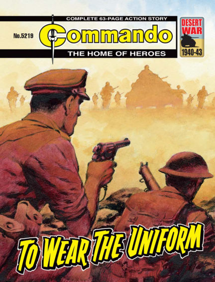 Commando April 16, 2019 00:00
