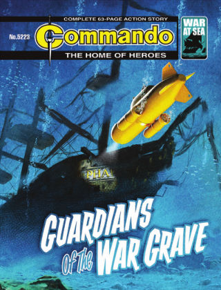 Commando Issue 5223