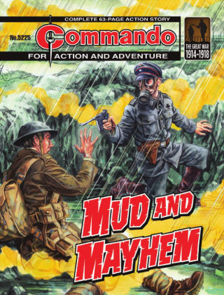 Commando Issue 5225