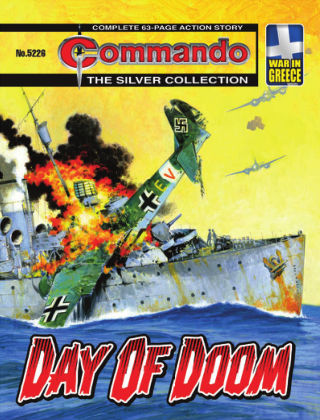 Commando Issue 5226