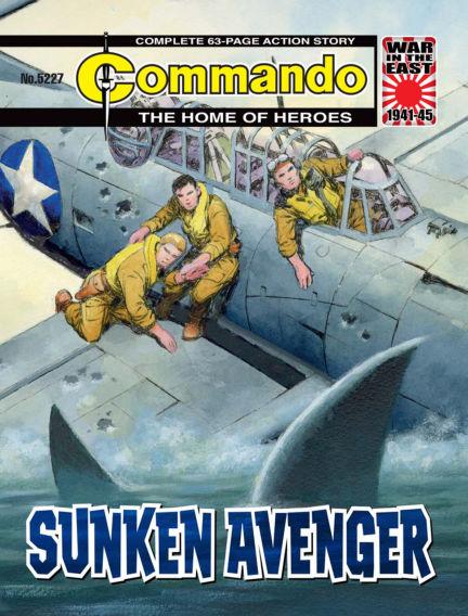Commando May 14, 2019 00:00