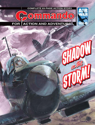 Commando Issue 5229