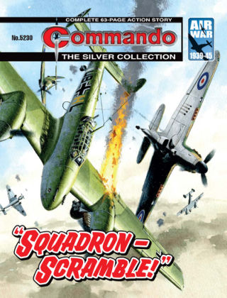 Commando Issue 5230