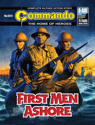 Commando Issue 5231