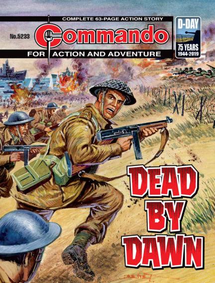 Commando May 28, 2019 00:00