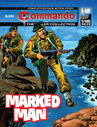 Commando Issue 5234