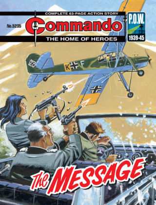 Commando Issue 5235