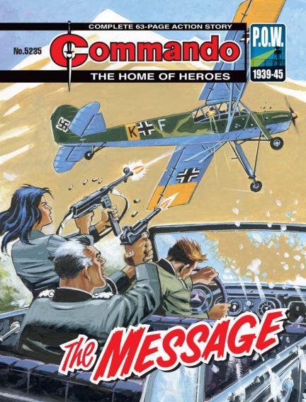 Commando June 11, 2019 00:00