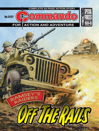 Commando Issue 5237