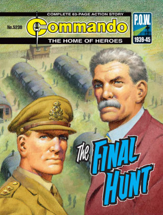 Commando Issue 5239