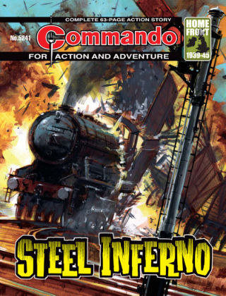 Commando Issue 5241