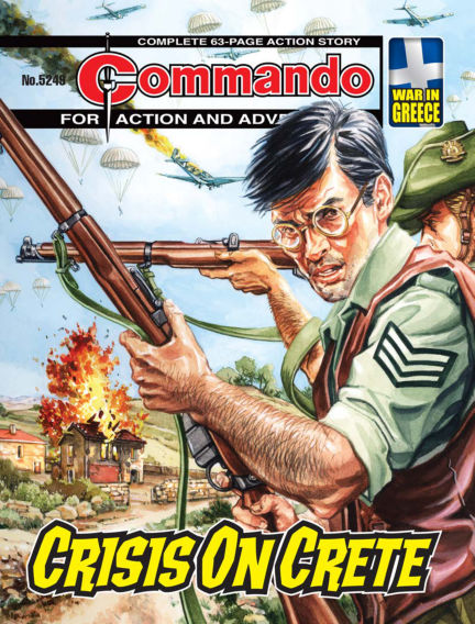 Commando July 23, 2019 00:00