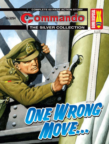 Commando August 06, 2019 00:00