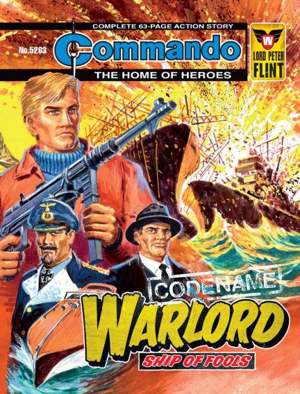Commando September 17, 2019 00:00