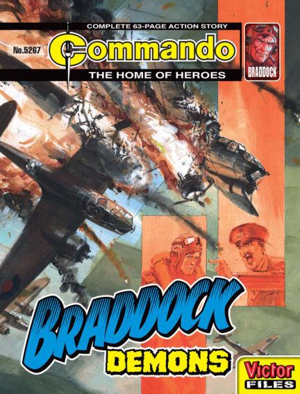 Commando October 01, 2019 00:00