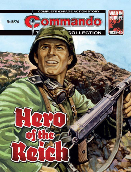 Commando October 15, 2019 00:00