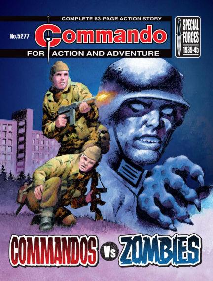 Commando October 29, 2019 00:00