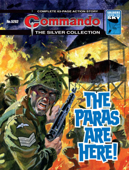 Commando November 12, 2019 00:00