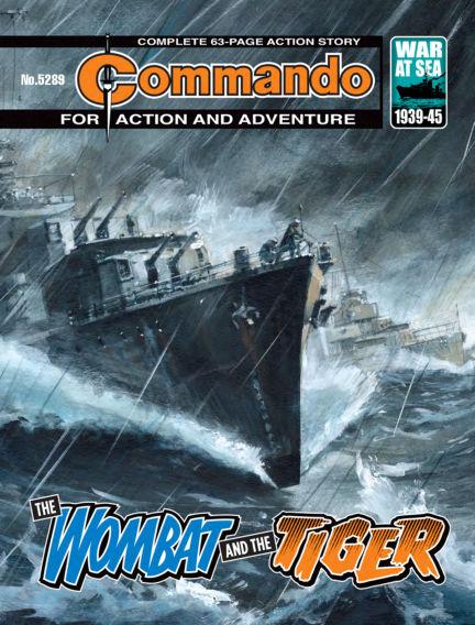 Commando December 10, 2019 00:00