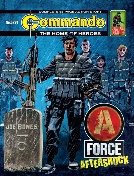 Commando December 24, 2019 00:00