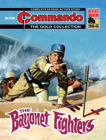 Commando January 07, 2020 00:00