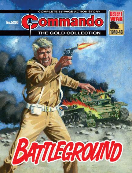 Commando January 21, 2020 00:00