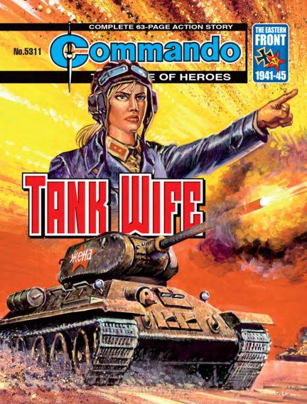Commando March 03, 2020 00:00