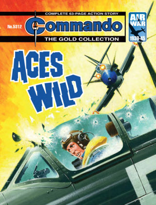 Commando Issue 5312