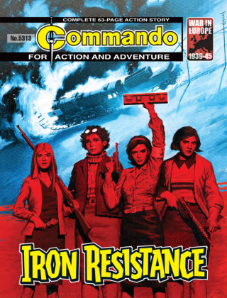 Commando Issue 5313