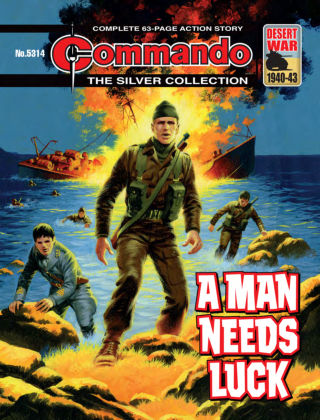 Commando Issue 5314