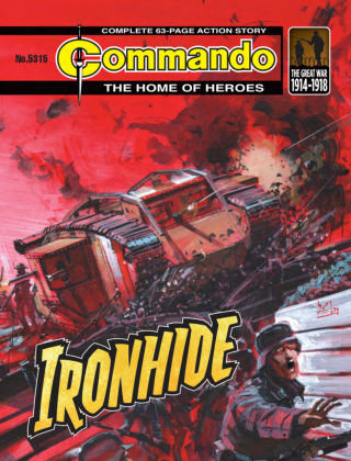 Commando Issue 5315