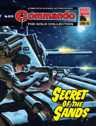 Commando Issue 5316