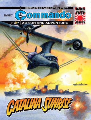 Commando Issue 5317