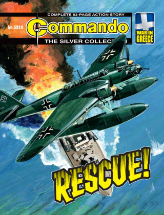 Commando Issue 5318