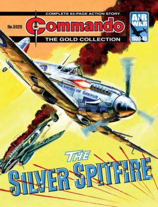 Commando Issue 5320