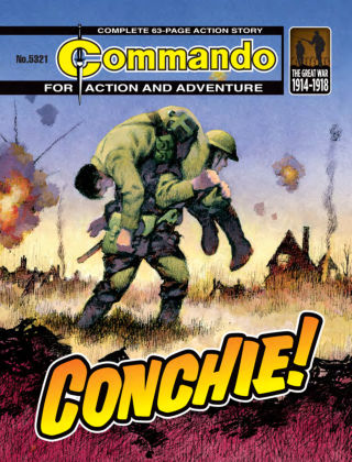 Commando Issue 5321