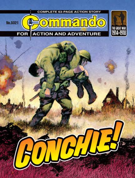 Commando March 31, 2020 00:00