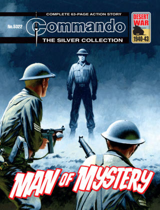Commando Issue 5322