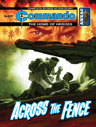 Commando Issue 5323
