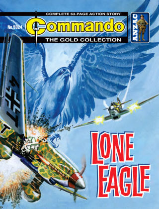 Commando Issue 5324
