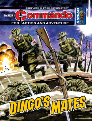 Commando Issue 5325