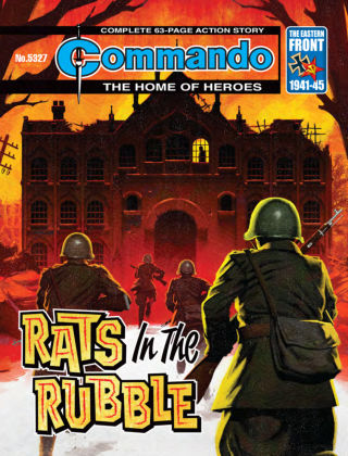 Commando Issue 5327