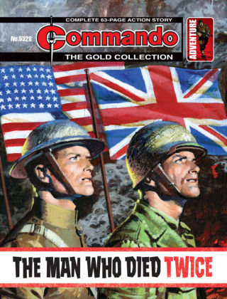Commando Issue 5328