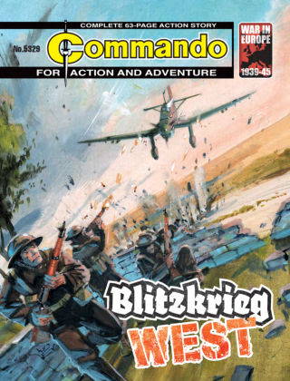 Commando Issue 5329
