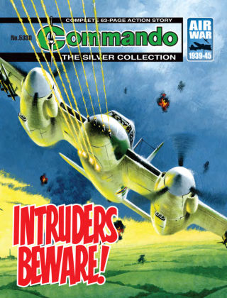 Commando Issue 5330