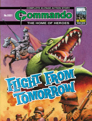 Commando Issue 5331