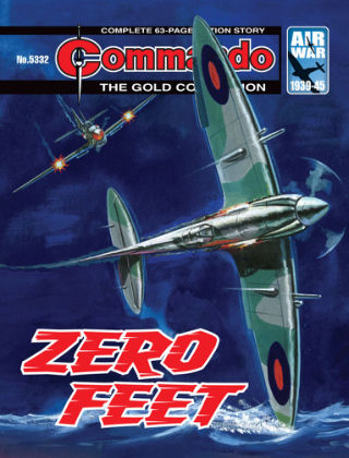 Commando Issue 5332