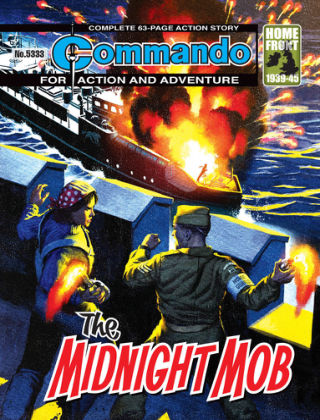 Commando Issue 5333