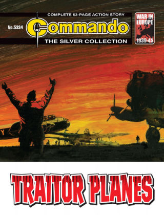 Commando Issue 5334
